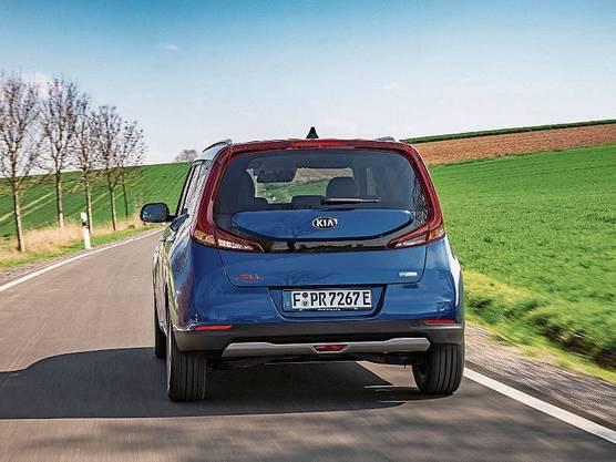 Die dritte Generation kommt nur mit Elektroantrieb. Für den neuen eSoul schwört Kia Benzin und Diesel komplett ab. Bild: Kia Motors