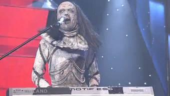 Eurovision Song Contest: Die schrägsten ESC-Vögel aller Zeiten.