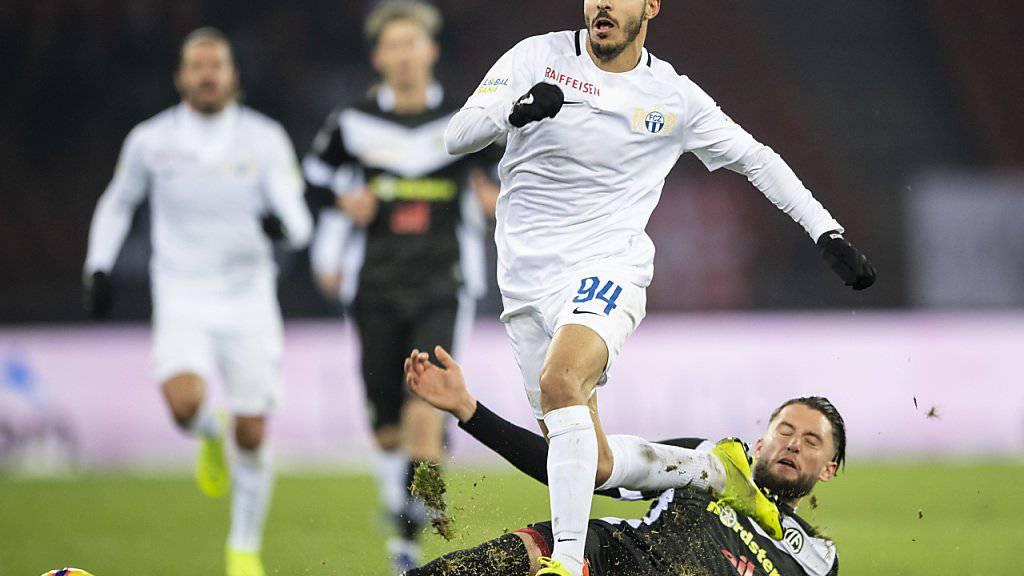 Der FC Zürich und Salim Khelifi treffen in den Sechzehntelfinals der Europa League auf den Serie-A-Vertreter Napoli