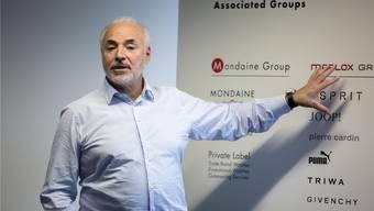 Ronnie Bernheim, Uhrenpatron und Mehrheitsaktionär der Marlox AG
