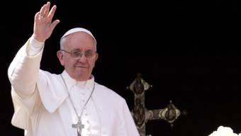 Papst Franziskus soll ein Film gewidmet werden (Archiv)