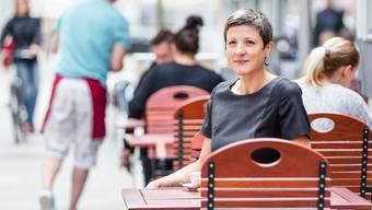 «Ich wäre auf jeden Fall bereit, einen Teil meines Stadtratslohnes in der Lokalwährung zu erhalten statt in Franken.» Sandra Kohler, Badener Stadträtin (parteilos)