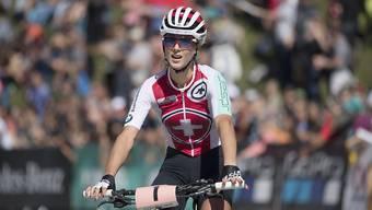 Bestreitet in den kommenden Tagen wieder einige Radquer-Rennen: Mountainbike-Spezialistin Jolanda Neff
