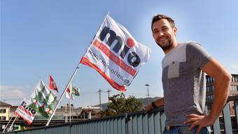 Trotz finanziellem Gegenwind: Organisator Mike Zettel hat die MiO im Griff.