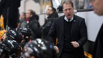 Hat ein gutes Gespür für seine Spieler entwickelt: Lugano-Headcoach Greg Ireland.