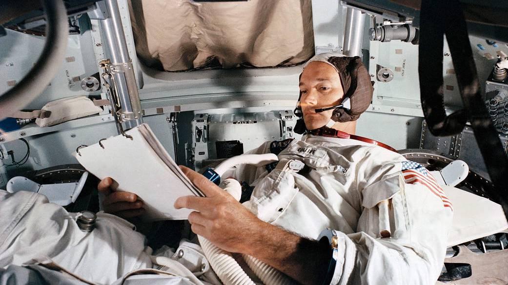 Michael Collins, Ex-Astronaut