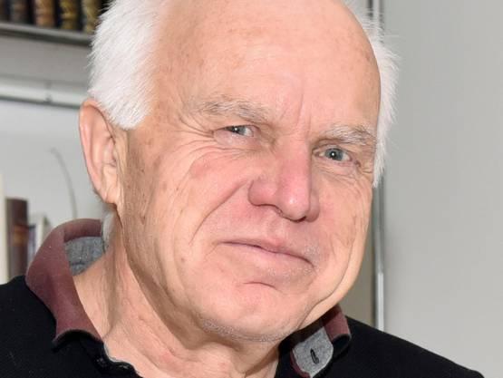 Markus Schär, Genossenschafter der ersten Stunde.