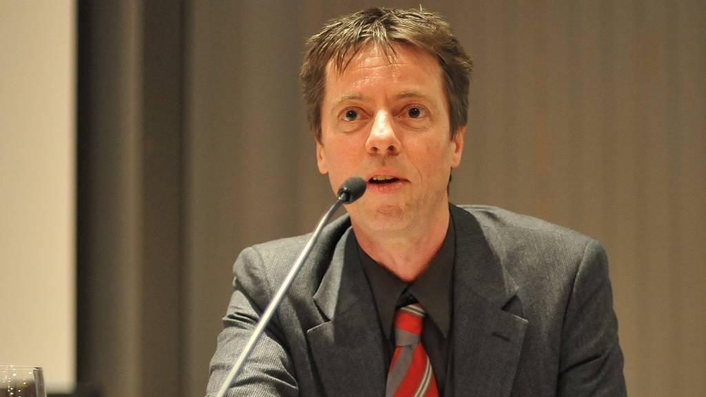 Erich Zoller tritt im zweiten Wahlgang an.