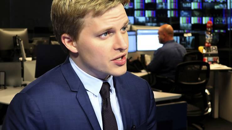 Wird für seine Recherchen zur #MeToo-Debatte ausgezeichnet: Reporter und Woody-Allen-Sohn Ronan Farrow. (Archivbild)