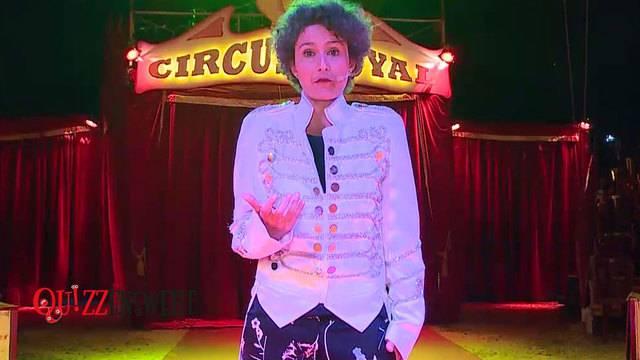 Quizzenswert aus dem Circus Royal