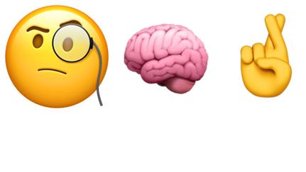 Die Region in Emojis: Finden Sie alle Begriffe heraus?