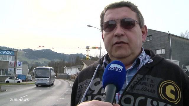 Laser-Attacke auf Taxifahrer