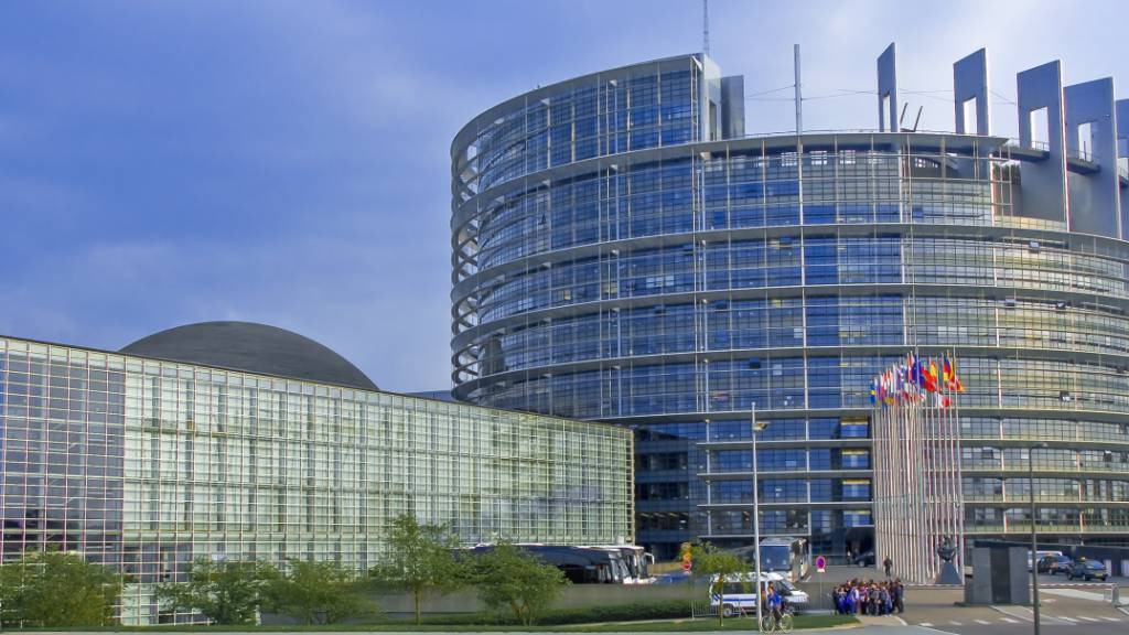 ARCHIV - Nach mehr als einem Jahr Corona-Pause tagt das Europaparlament erstmals wieder in Straßburg. Foto: Philippe de Rexel/OTSR/dpa-tmn - ACHTUNG: Nur zur redaktionellen Verwendung im Zusammenhang mit dem genannten Text und nur bei vollständiger Nennung des vorstehenden Credits