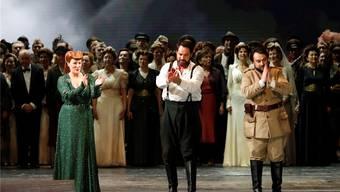 «Alles so schön Oper hier»: Premiere von Verdis «Attila» in der Mailänder Scala