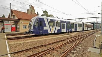 Neuer WSB-Zug von Stalder