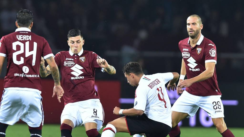 Milan verliert auch bei Torino