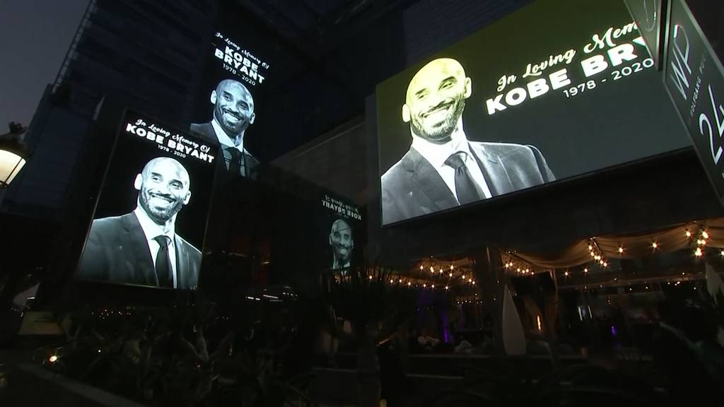 Basketball-Legende Kobe Bryant verstorben