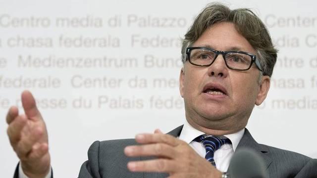 Der Datenschutzbeauftragte Hanspeter Thür kritisiert die Handelsregisterämter. (Archiv)