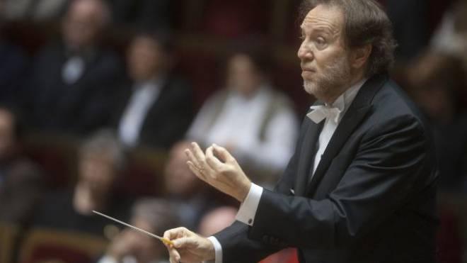 Riccardo Chailly kommt im Sommer für zwei Konzerte mit seinem Leipziger Orchester nach Luzern. Foto: Decca/Gert Mothes