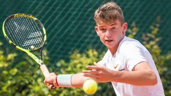 Das sind die vier Tennis-Nachwuchstalente aus dem Aargau, die für die EM selektioniert wurden