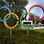 Fragen über Fragen: Ob die Olympischen Spiele im Sommer in Tokio stattfinden können, ist offen
