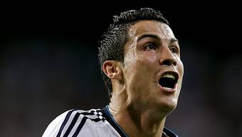 Reals Cristiano Ronaldo konnte doch noch jubeln.