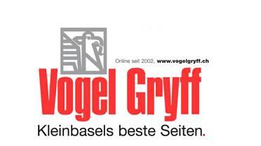 Die BaZ wird den Anzeiger «Vogel Gryff» wohl bald verkaufen.