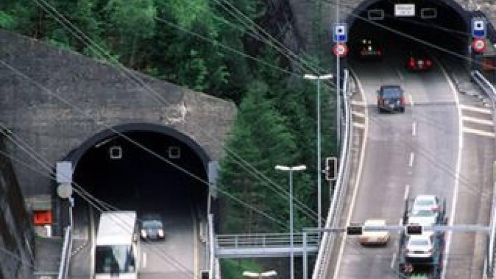 A2 Amsteg-Göschenen wird für 100 Millionen Franken erneuert