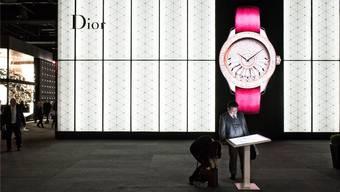 «Je n'adore plus»: Dior kehrt der Basler Uhren- und Schmuckmesse den Rücken.
