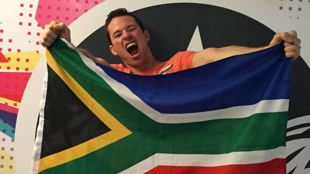 Raphael Benniger 36 Grad Südafrika