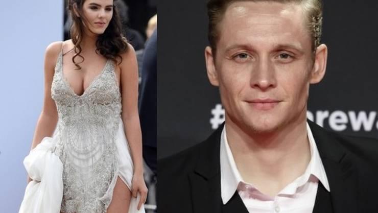 Sind ein Paar: Schauspielerin Ruby O. Fee aus Costa Rica und der deutsche Schauspieler Matthias Schweighöfer.
