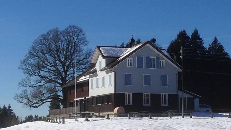 Der Salomonstempel in Hemberg SG.ZVG