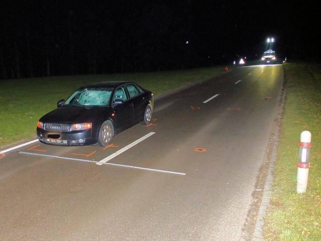 Schwerer Unfall in Niederwil