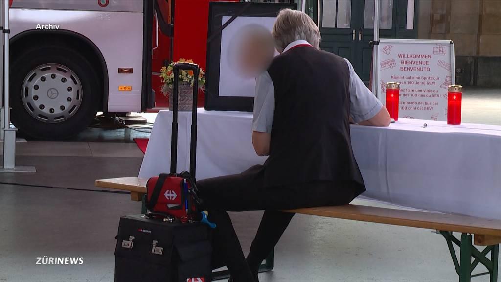 SBB macht Mitarbeiter indirekt mitverantwortlich für Unfälle