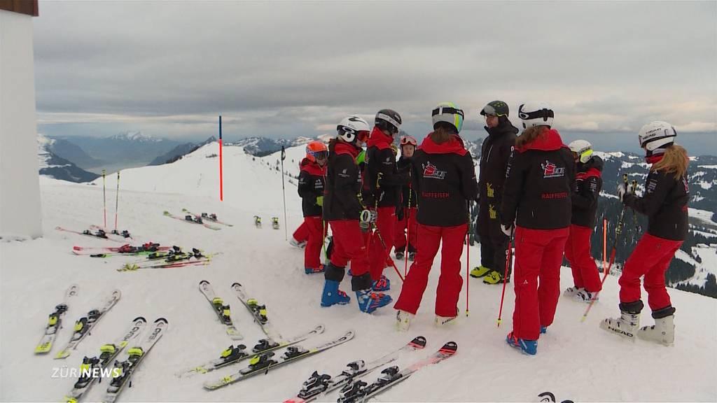 Frühe Skifreude im Hoch-Ybrig dank besseren Schneekanonen