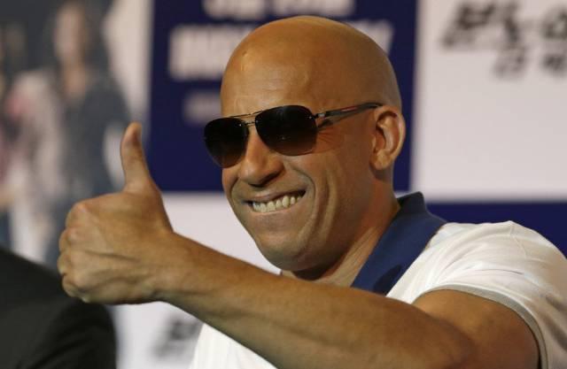 Vin Diesel heisst eigentlich Mark Sinclair Vincent