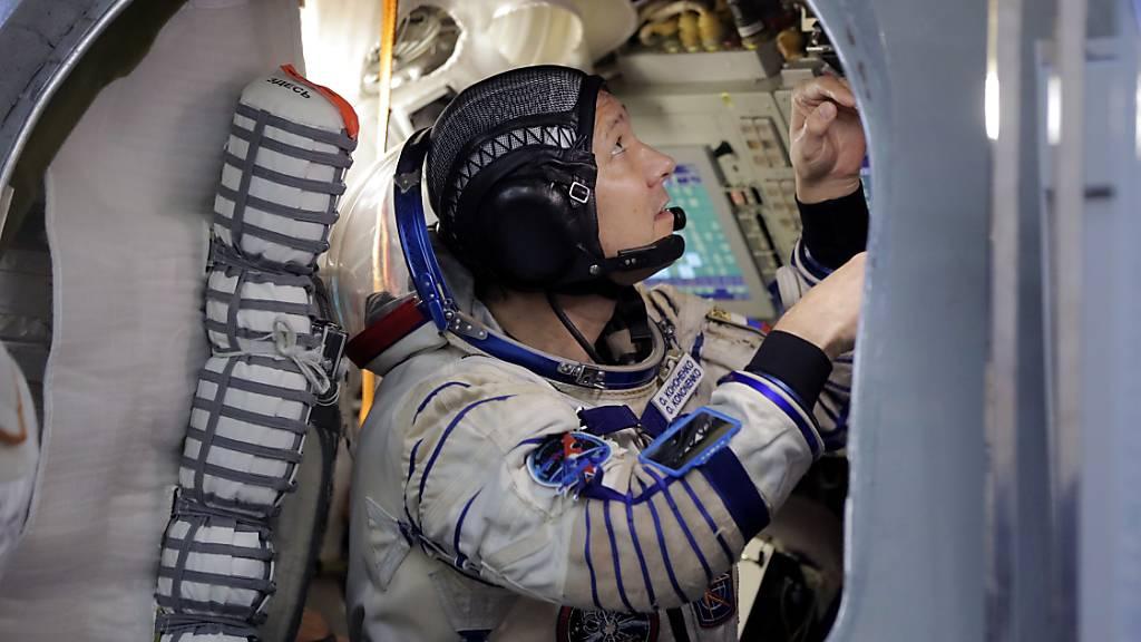 Raumfahrer der ISS können 16 Mal ins neue Jahr rutschen