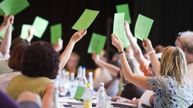 Delegiertenversammlung der Grünen (Archiv)