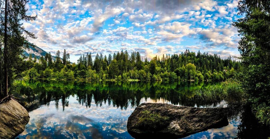 Wow! Wunderschönes Foto von John vom Crestasee.