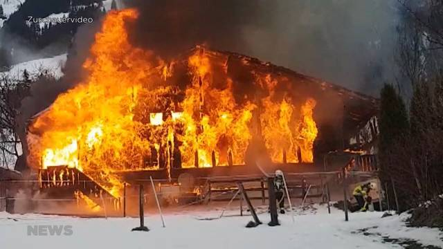 Ein Brand, eine Leiche und viele Fragezeichen