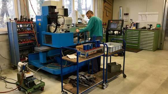 Die Ertragslage vieler kleiner und mittlerer Unternehmen (KMU) der Maschinen-, Elektro- und Metallbranche (MEM) ist schlecht.