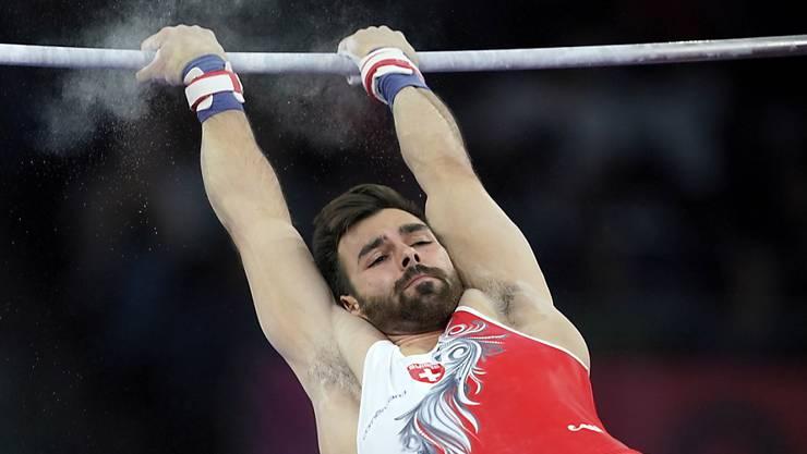 Das Schweizer Männer-Team um Oliver Hegi (Bild) hat sich zum zweiten Mal in Folge für die Olympischen Spiele qualifiziert