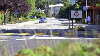 Kastelsstrasse 30er-Zone wird im Gemeinderat diskutiert