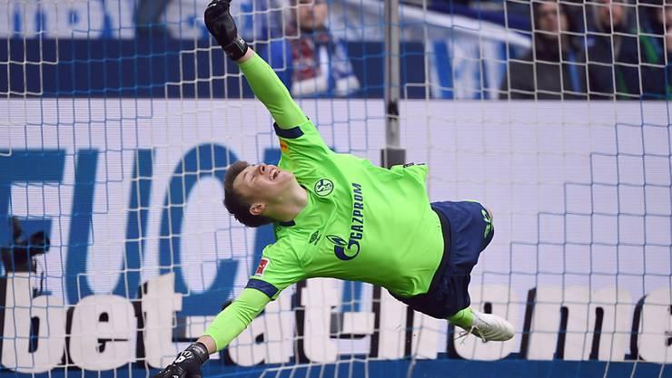 Torhüter Alexander Nübel verlässt Schalke im Sommer und wechselt zu Bayern München