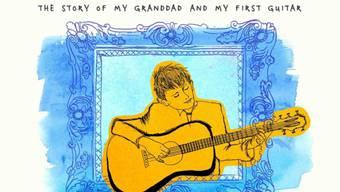 Das Cover des geplanten Buches von Keith Richards
