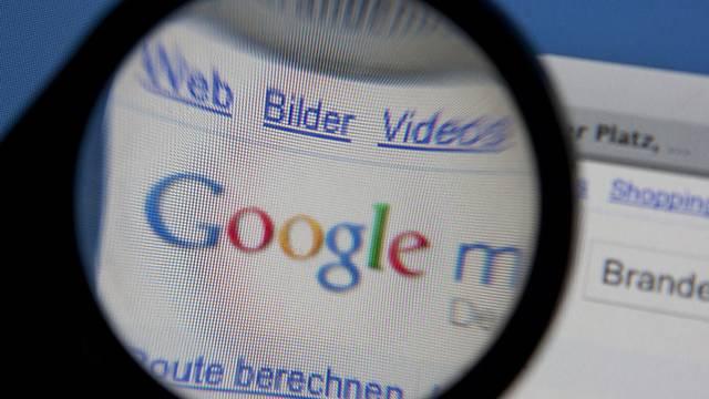 Google wertet Nutzerdaten neu aus (Archiv)