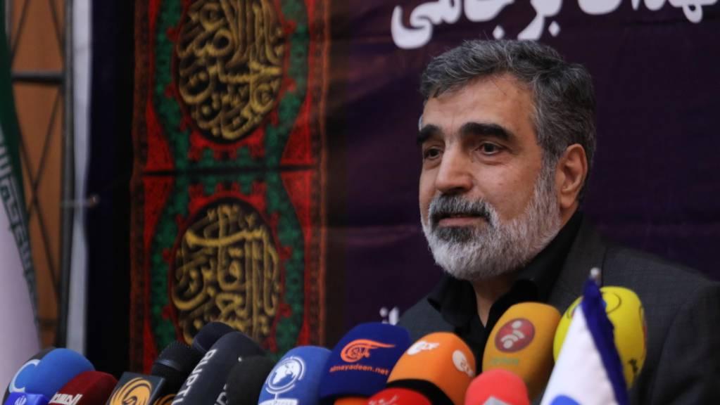 Der Sprecher der iranischen Atomorganisation (AEOI), Behrus Kamalwandi, sagte in Teheran, Besonders für die europäischen Vertragspartner bleibe nur noch wenig Zeit, das Atomabkommen zu retten.