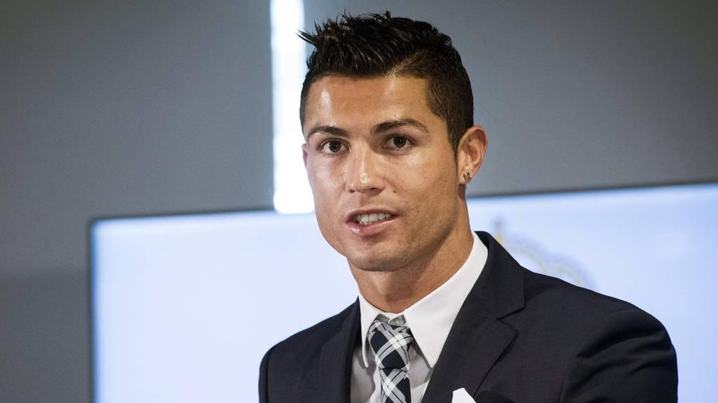 Cristiano Ronaldo nimmt zu den Transfer-Gerüchten Stellung