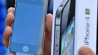 Das iPhone beschert Apple neue Rekorde (Archiv)