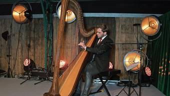 Eine Harve, ein Mann, ein Ergebnis, als stamme die Musik von einem Orchester: Alexander Boldachev.